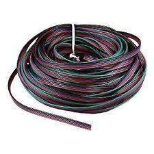 1 Meter RGB Led Kabel / Litze, 4-adrig Anschlusskabel für RGB Leds, Strips & Co