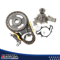 Timing Chain Water Pump Kit for 96-04 Ford Thunderbird Mustang Mercury 3.8L MOCA