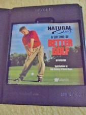 Bob Rosburg Natural Golf -Teaching a Lifetime of Better Golf