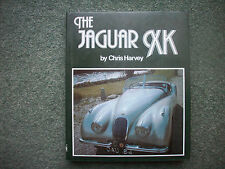 THE JAGUAR XK BY CHRIS HARVEY