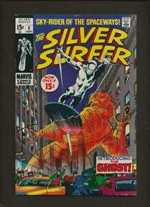 Silver Surfer #8 FN- 5.5 High Res Scans