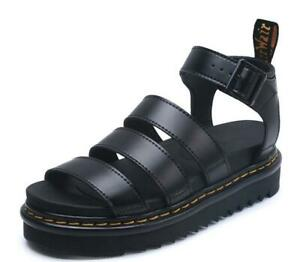 Women's Martin Platform Sandals Casual Roman Leather Casual Breathable Sandals