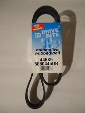 Drive Rite Automotive Serpentine Belt Part # 445K6