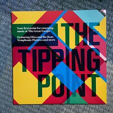 """The Tipping Point White Coloured 7"""" Vinyl Single 2013 Generator Records"""