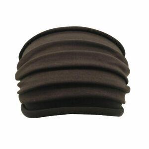 Elastic Stretch Wide Headband Hairband Running Yoga Turban Women Soft Head Wrap#