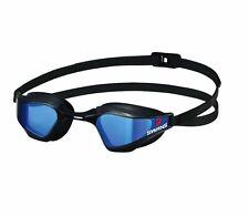 Swans Swimming Goggle - Valkyrie Mirrored + MIT -  MIT Blue/Black