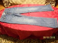 Women's GAP Long and Lean FLARE Stretch jeans size 6L