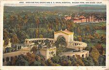 BR44404 open aur pipe organ andu s naval hospital balboa park san diego usa