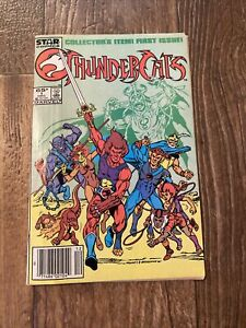 THUNDERCATS #1, 1985, 1st Print Newsstand Comic Book
