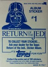 Topps 1980s Collectable Card Games & Trading Cards