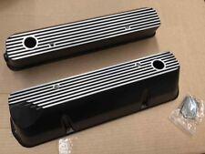 NEW HOLDEN 304 BLACK THINNED ROCKER COVERS SUIT VN VR VS V8