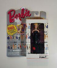 Barbie Solo In The Spotlight Keychain Basic Fun Mattel 1995 Nrfb Mib Free S&H!
