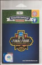 Authentic 2017 Phoenix NCAA Men's Basketball Final Four College Patch Embroider