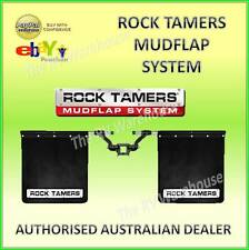 Rock Tamers Mudflap System 4wd Boat Truck Car Caravan 4x4 Accessories Parts
