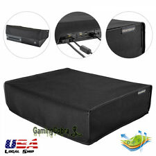 Game Console Black Nylon Dust Guard Protective Case Cover for Microsoft Xbox One
