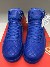 new concept 7e92f 3a3af NIKE AIR JORDAN 2 RETRO JUST DON C ROYAL BLUE DS SIZE 12 2015 BRAND NEW