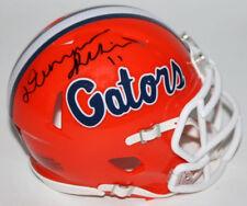 Demarcus Robinson Signed Florida Gators Mini Helmet (Fanatics Hologram)