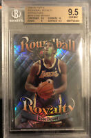 1998-99 Topps Roundball Royalty Refractor Kobe Bryant BGS 9.5 #R18 Awesome Card!