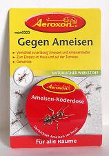 Aeroxon Ameisenköderdose Ameisenköder Ameisengift