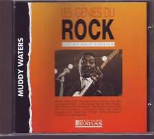 MUDDY WATERS got my mojo working (CD)  (les genies du rock editions atlas)