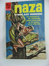 NAZA STONE AGE WARRIOR 1 VF+ 1964 FIRST ISSUE