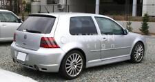 BODY KIT  MINIGONNE DIFFUSORI SOTTO PORTA VW GOLF IV MK4 R32 LOOK 3 PORTE