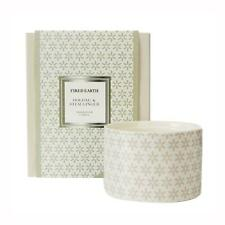 Fired Earth Design Large Ceramic Candle Oolong & Stem Ginger by Wax Lyrical