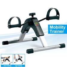 Rehabilitation Mobility Trainer Digital Exercise Bike Mini Folding Pedal Exercis