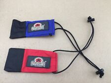2 Pack (1) Red and (1) Blue G.I. Sports Paintball Barrel Blocker Ships Free
