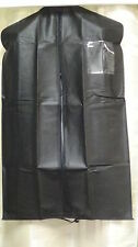 Suit Bag Black Breathable -  Fabric not Plastic - 98cm X 60cm