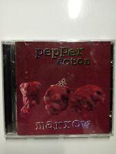 Pepper Acton - Marrow (CD 1998) Pepper McGowan Brand New Cleveland Rock