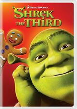 Shrek the Third Dvd Mike Myers New Sealed With Slipcover