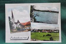 Alte Ansichtskarte Sachsenkam - Obb. / ungelaufen