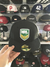 New Era Cap x NRL Australia Non-production Sample RARE Size 7 1/8 Fitted