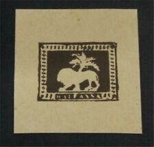 nystamps British India Stamp Mint H Essay