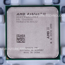 AMD Athlon II X4 651K (AD651KWNZ43GX) Quad-Core CPU 3 GHz Socket FM1 100% Work