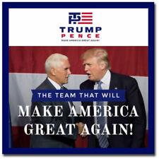 Trump & Pence 2016 Make America Great Again Fridge