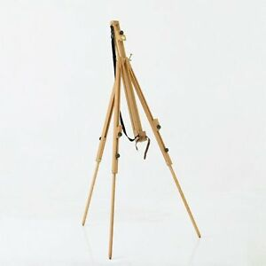Loxley CUMBRIA Wooden Lightweight Sketching Field Easel with Shoulder Strap