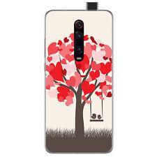 Funda Gel Tpu para Xiaomi Mi 9T / Mi 9T Pro diseño Pajaritos Dibujos