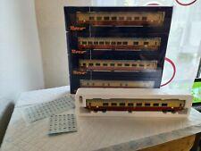 Roco 5x TEE-Wagen der FS, Ep. 4; NEU