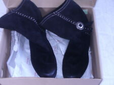 """NEW Matisse Coconuts Chippewa Going Western 9"""" Suede Boots Side Fringe Sz 6  NWB"""