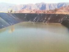 Dam Pond Liner 6m X 8m L300 Reinforced HDPE Heavy Duty 20 Yrs No Break Guarantee