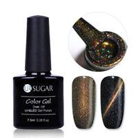 7.5ml Holographische Nail Art Magnet Cat Eye Soak off UV LED Gellack UR SUGAR