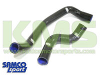 Samco Sports Silicon Radiator Hose Set to suit Nissan Skyline R32 GT-R - Black