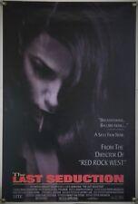THE LAST SEDUCTION ROLLED ORIG 1SH MOVIE POSTER LINDA FIORENTINO NEO NOIR (1994)