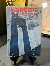 Wonders Of The Modern World Joseph Gies 1966 1st Edition 2nd Printing