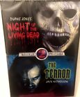 Night of the Living Dead /The Terror Double Feature-DVD New Sealed Free Shipping