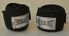 Everlast, Hand Wrap Set, 120 inches, Black