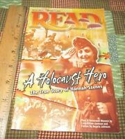 Read Weekly Reader magazine 2002 A Holocaust Hero Hannah Szenes WW2 Memoir