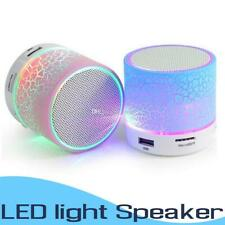 BLUETOOTH/ WIRELESS SPEAKER-Crack LED Wireless Column Hands Free